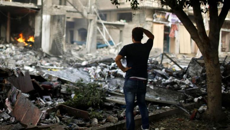 Gaza: poursuite des frappes, Washington propose sa médiation