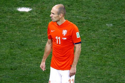 Bayern : Robben a refusé Manchester United