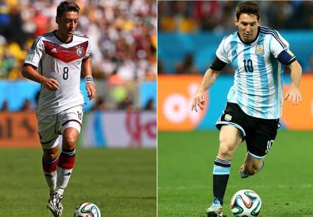 CDM- Finale : Tout ce qu'il faut savoir sur  Allemagne-Argentine