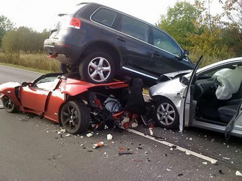 Accidents de la route: les chiffres qui font peur