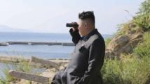 Le régime de Kim Jong-un (photo) a procédé à un nombre de tirs de missiles anormalement élevé depuis le début de l'année.