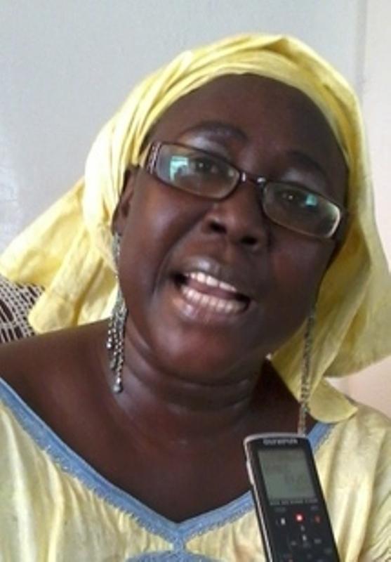 Parité-Adji Mergane Kanouté hors d'elle : « C'est la plus grosse arnaque du siècle »