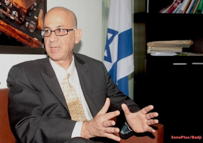 Le communiqué officiel du Sénégal appelant l'Etat hébreux « à la retenue », a été transmis aux autorités, selon l'Ambassadeur d'Israël