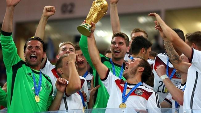 Classement FIFA: L'Allemagne prend les commandes
