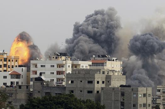 Opération terrestre israélienne dans la bande de Gaza