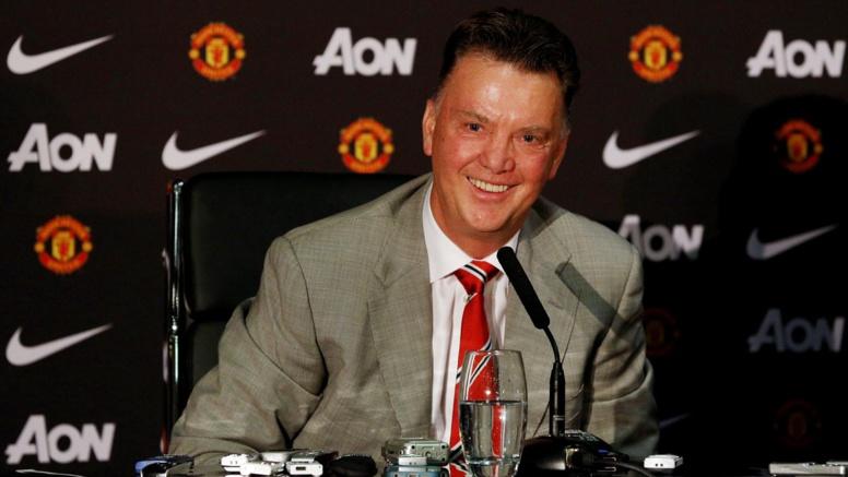 Les 4 déclas qui prouvent que Van Gaal a déjà pris la mesure de Manchester United