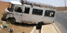 Accident de la circulation : plus de 30 blessés dont 11 dans un état très grave