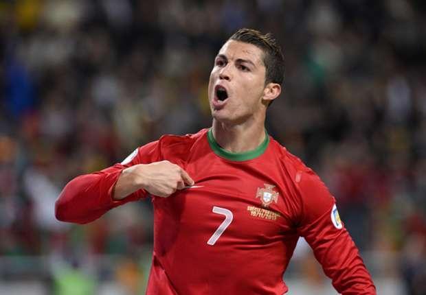 Cristiano Ronaldo élu meilleur sportif international