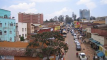 Le centre-ville de Kigali, au Rwanda, en 2006. (CC)SteveRwanda/Wikipédia