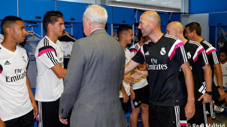 Liga - A la tête du Real Madrid B, Zidane espère tenir sa perle rare : Eero Markkanen