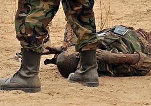 Mort de soldats à Bango : Oumar Ndiaye finalement enterré
