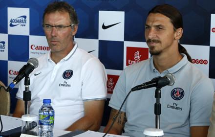 PSG : Zlatan Ibrahimovic déterminé à gagner la Ligue des Champions cette année