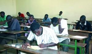Résultats catastrophiques des examens : la mise au point de la COSYDEP