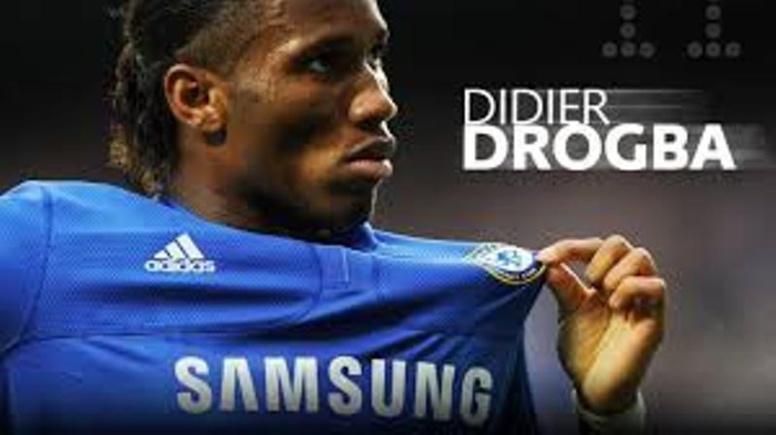 Chelsea : Drogba revient avec pleins d'ambitions