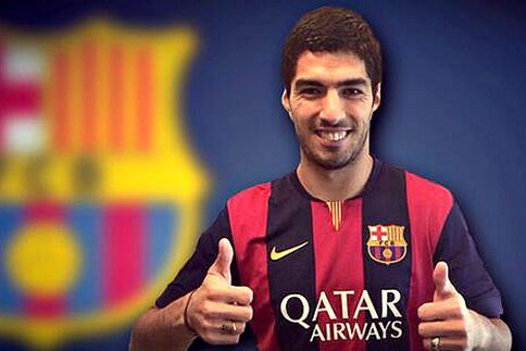Barca : Suarez devant le Tribunal Arbitral du Sport (TAS)