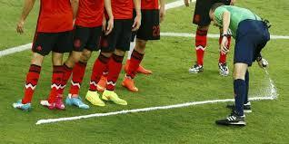 Le Spray débarque aussi en Premier League