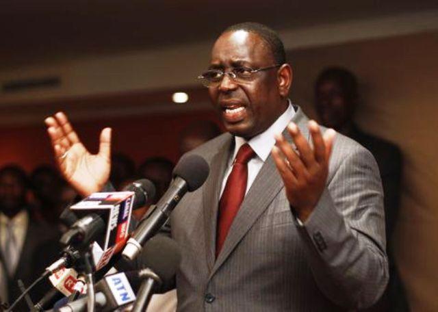 Macky Sall montre sa colère contre les résultats du baccalauréat