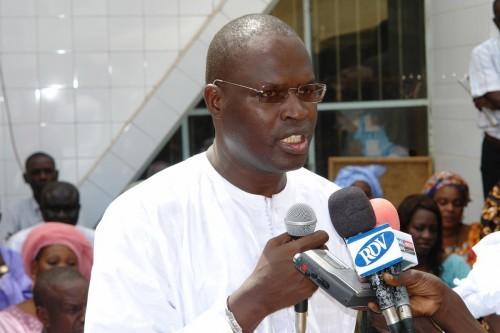 Khalifa Ababacar Sall réélu et installé dans ses fonction de maire de Dakar