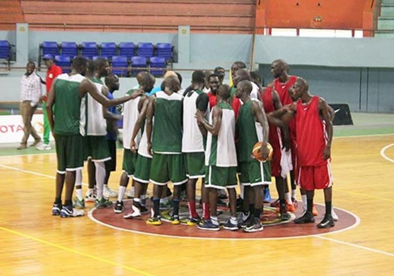 """Préparation mondial Basket: les """"Lions"""" à Malaga"""