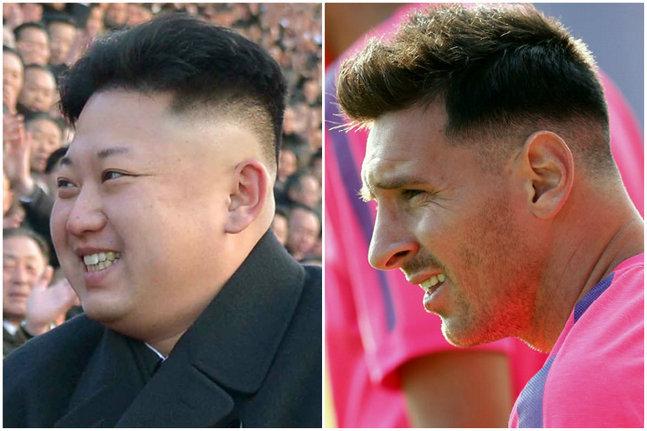 Barca : Messi comparé à Kim- Jong-Un