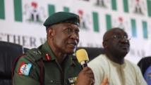 Le porte-parole de l'armée nigériane, Chris Olukolade. REUTERS/Afolabi Sotunde