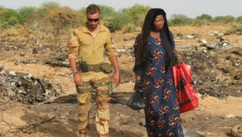 Crash Air Algérie: l'identification des victimes débute sur le terrain