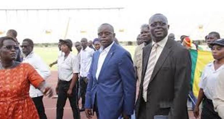 Livraison du Stade LSS avant Sénégal-Egypte du 5 Septembre : L'entrepreneur rassure, le Ministre se réjouit