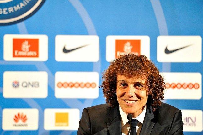 David Luiz répond à Mourinho