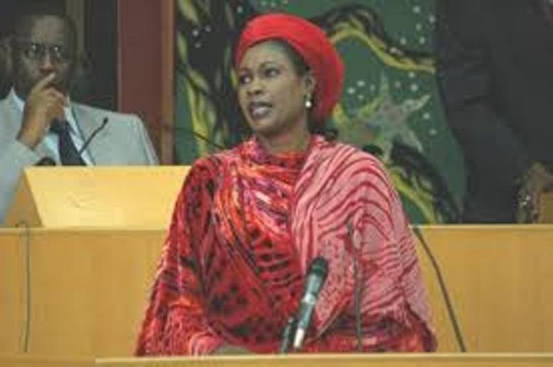 Assemblée nationale: Mously Diakhaté pour une cessation de salaire en solidarité au monde rural