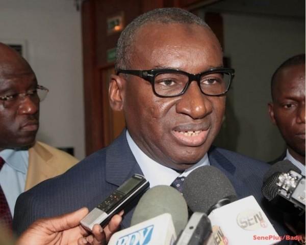 Me Sidiki Kaba décline les efforts du gouvernement pour l'indépendance de la justice