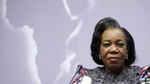 La présidente Catherine Samba-Panza a nommé ce dimanche Mahamat Kamoun Premier ministre. REUTERS/Francois Lenoir