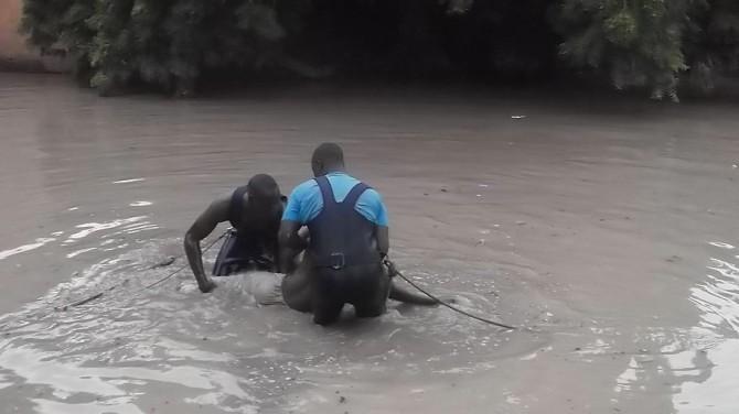 Originaire de Touba, Abdoulaye Diallo (16 ans) voit la mer pour la première fois et meurt