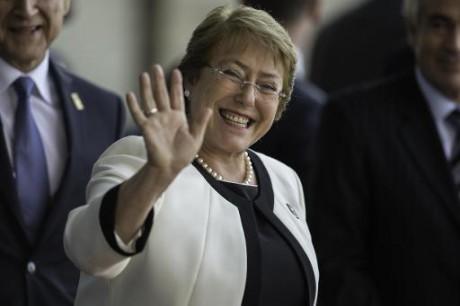 Chili : Bachelet en Afrique australe en quête de pétrole et de liens politiques