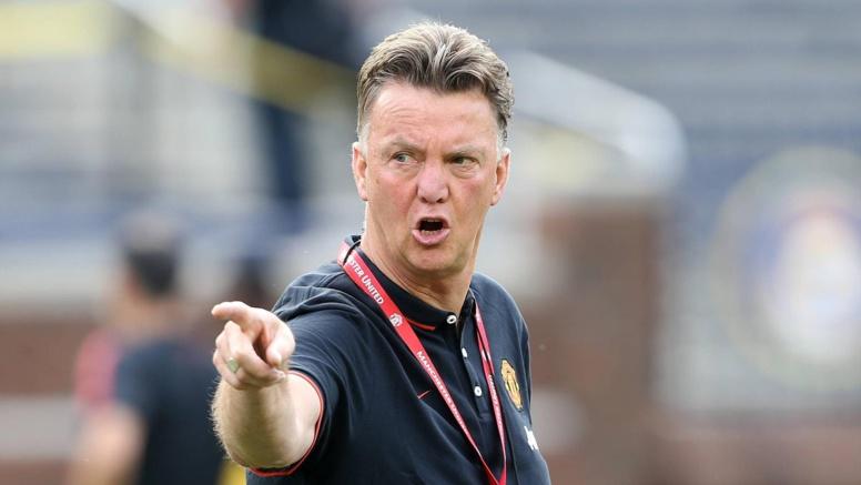 Mercato: Pour Louis Van Gaal, Manchester United a besoin d'un ailier comme Angel Di Maria