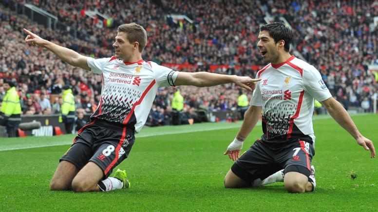 """Liverpool : Gerrard trouvait Suarez """"trop bon pour Arsenal"""""""