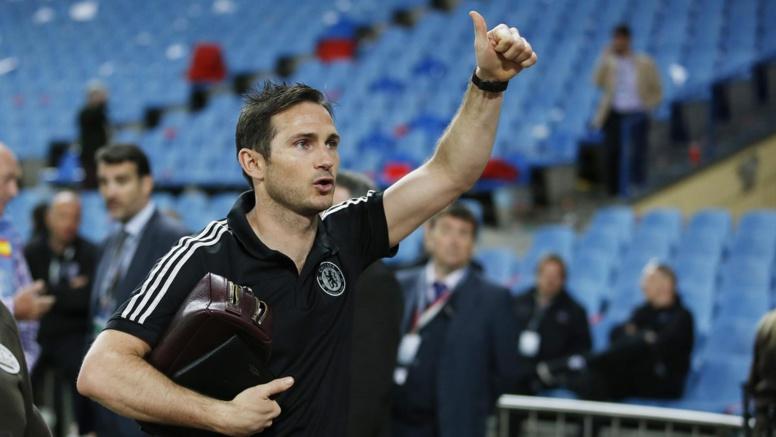 Transferts : Frank Lampard va être prêté pour six mois à Manchester City, annonce Manuel Pellegrini
