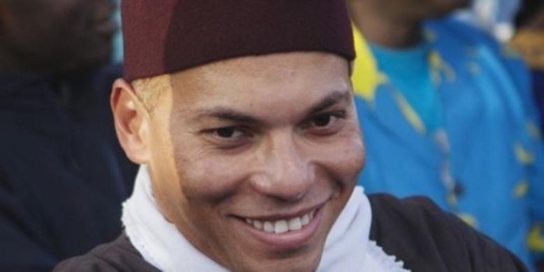 Le Sénégal réclame Karim président : le mouvement qui entend remplacer Macky par Wade-fils, 12.000 membres