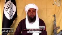 Abou Fadl (son nom de guerre), émir d'Ansar Dine. DR