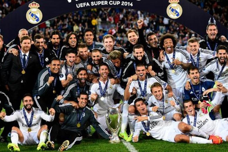 Vainqueur de la Supercoupe d'Europe : Le Real égale le Barca