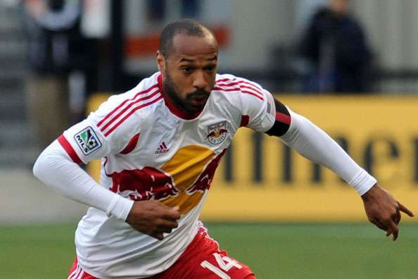 Thierry Henry : « Tant que je peux courir… »