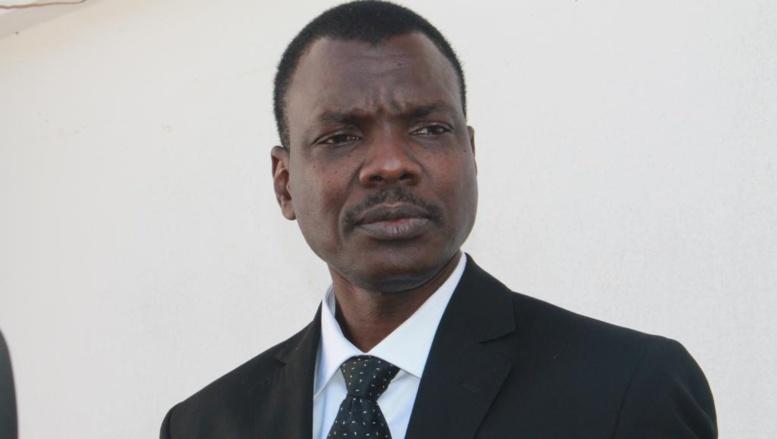 Le nouveau Premier ministre de Centrafrique, Mahamat Kamoun, musulman âgé de 52 ans, est un proche collaborateur de Catherine Samba-Panza. AFP/Pacome Pabandji