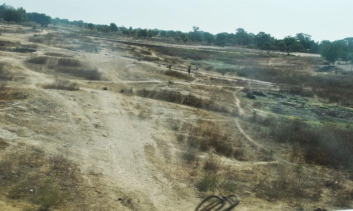Retard des pluies : le danger plane sur la zone Sahélien, les cultures menacées
