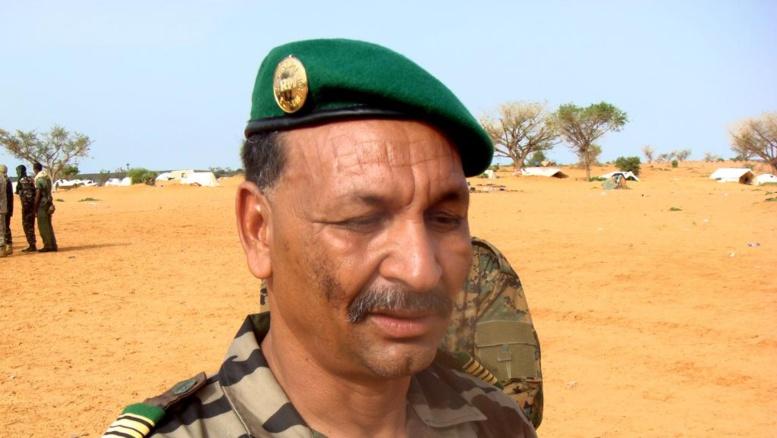 Le nouveau groupe armé du nord du Mali serait proche d'Alaji Gamou, un général malien touareg photographié ici le 12 juillet 2012. RFI/Moussa Kaka