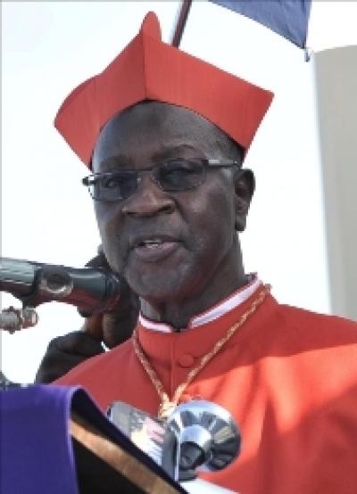 Assomption 2014: l'Homélie du Cardinal Sarr