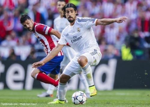 Real Madrid : Le prix de Khedira  est connu