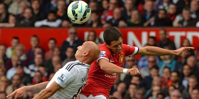 Angleterre - Manchester United douché d'entrée
