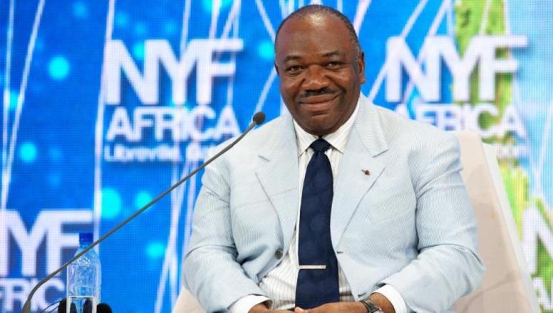 Ali Bongo Ondimba, président gabonais, lors du New York Forum for Africa de 2013. DR / NYF