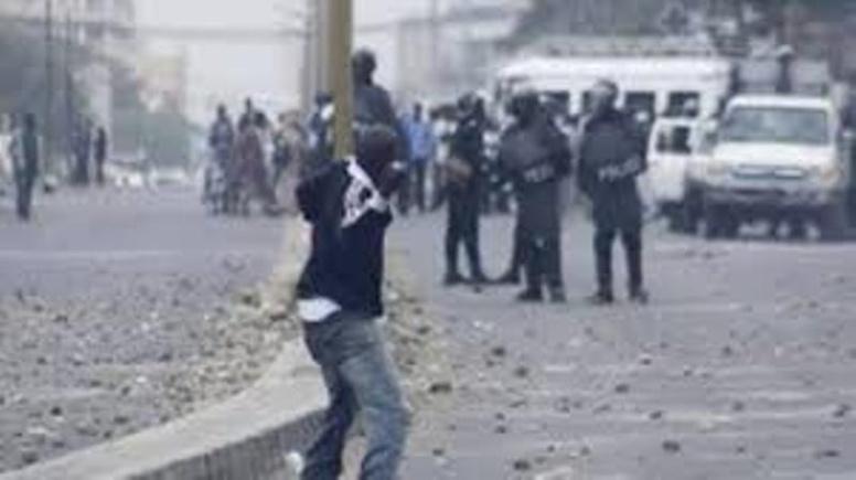 Mort Bassirou Faye-Le troublant témoignage de Modou Diouf : «Les policiers étaient en face de nous mais je suis incapable de dire si l'un d'eux a tiré »