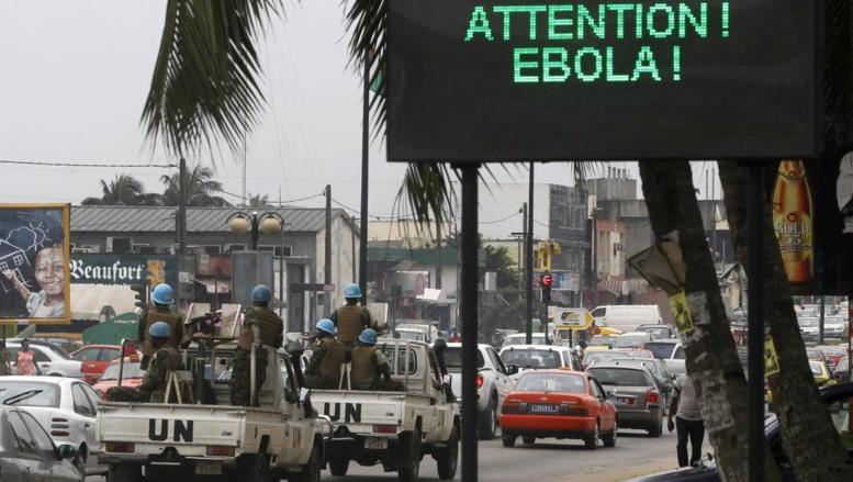 L'épidémie a déjà fait près de 1200 morts en Afrique de l'Ouest. REUTERS/Luc Gnago