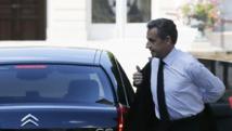 Nicolas Sarkozy, le 25 juin 2014, à Paris. REUTERS/Gonzalo Fuentes